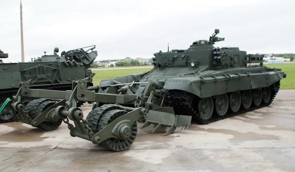 Nga cung cấp cho Iraq 400 xe phá bom mìn BMR-3M ảnh 1
