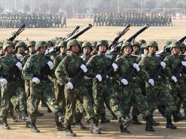 Quân đội Trung Quốc đang hiện diện nhiều hơn ở khu vực châu Phi