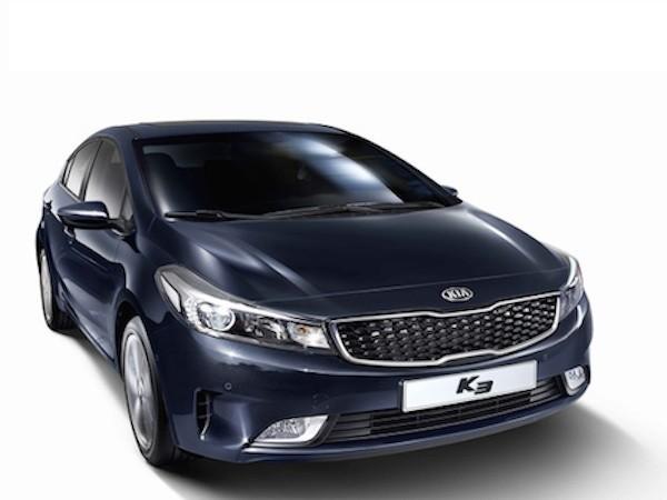 Kia K3 mới lộ diện với nhiều điểm mới mẻ ảnh 1