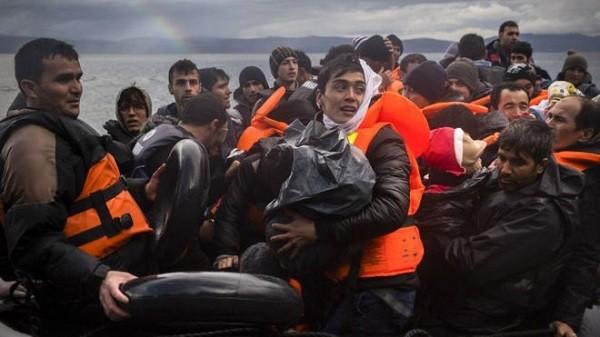 EU yêu cầu Thổ Nhĩ Kỳ ngăn chặn người tị nạn vượt biển Aegean để đến các khu vực đảo Hy Lạp