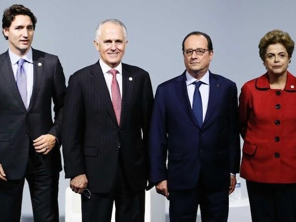 Các nhà lãnh đạo thế giới cho rằng, biến đổi khí hậu có mối liên quan ít nhiều đến nạn khủng bố