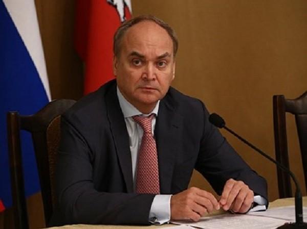 Thứ trưởng Bộ Quốc phòng Nga Anatoly Antonov