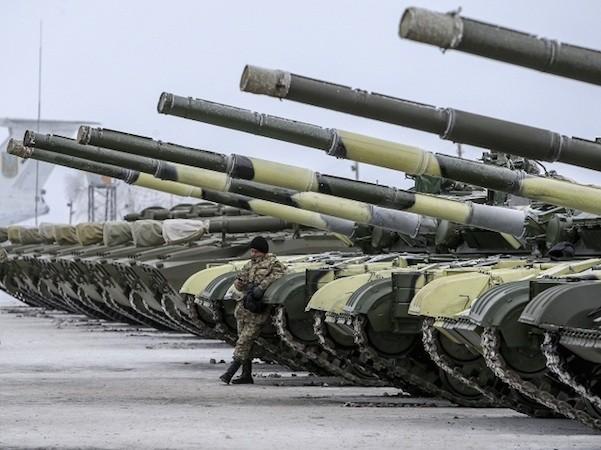 Phe li khai cho rằng, quân đội Ukraine đang lợi dụng lệnh ngừng bắn để xây dựng lại lực lượng