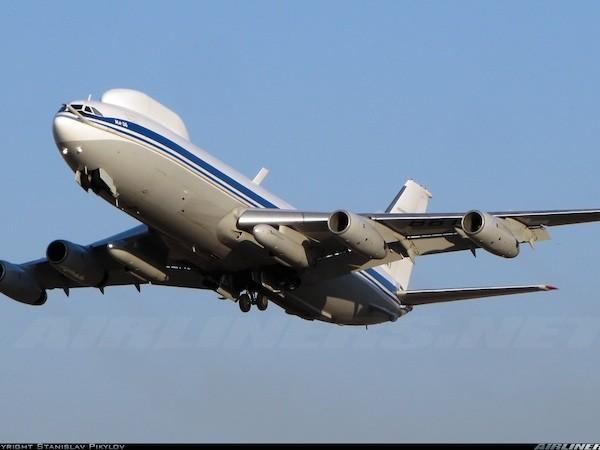 Không quân Nga nhận máy bay chỉ huy Ilyushin Il-80 nâng cấp ảnh 1
