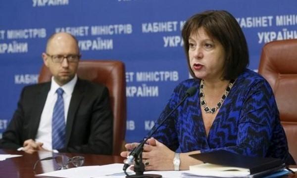 """Chính phủ Ukraine đang """"chật vật"""" với khoản nợ 3 tỉ USD"""