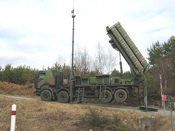 Thổ Nhĩ Kì đang đàm phán gấp với Eurosam nhằm mua các hệ thống 3PK SAMP/T