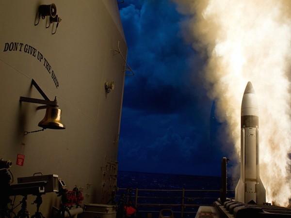 Tên lửa SM-3 thế hệ mới sẽ được hoàn thành phát triển vào năm 2017