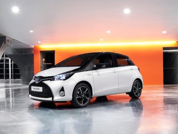 Toyota Yaris 2016 trình làng với nhiều thay đổi mới mẻ ảnh 1