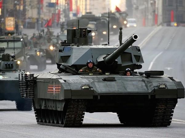 Nga xuất khẩu xe tăng T-14, xe chiến đấu T-15 vào năm 2020 ảnh 1