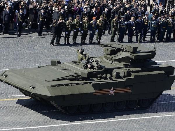 Nga xuất khẩu xe tăng T-14, xe chiến đấu T-15 vào năm 2020 ảnh 2