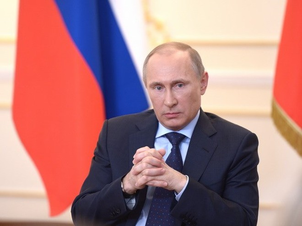 Tổng thống Putin: Nga sẽ tiêu diệt mọi mối đe doạ ở Syria ảnh 1