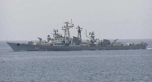 Đây là vụ việc rắc rối thứ 2 giữa hải quân Nga và một tàu Thổ Nhĩ Kỳ