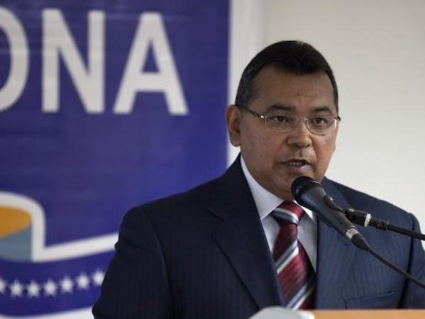 Ông Nestor Reverol đứng đầu lực lượng Vệ binh Quốc gia, kiểm soát biên giới Venezuela