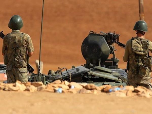 Đã có 7 chiến binh người Kurd thiệt mạng và 4 binh sĩ Thổ Nhĩ Kì bị thương