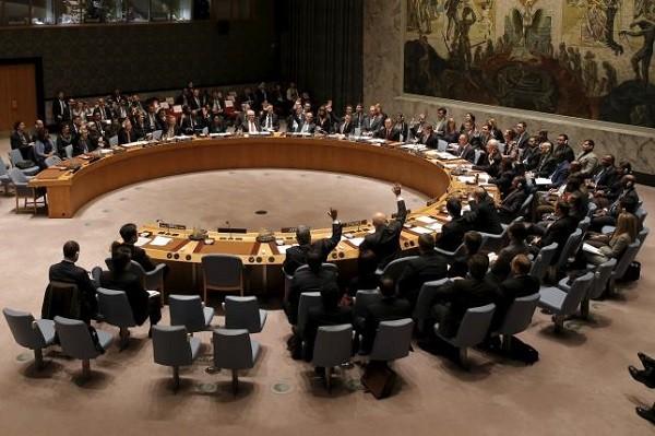 Cuộc họp của Hội đồng Bảo an tại New York, Mỹ ngày 17-12
