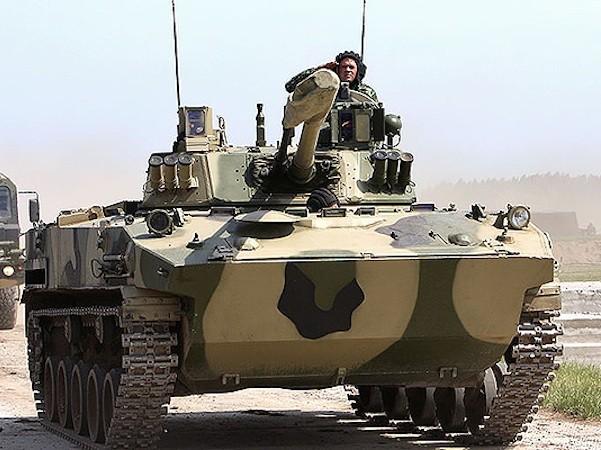 Nga hoàn tất trang bị các xe BMD-4M và Rakushka cho lính dù vào 2025 ảnh 1