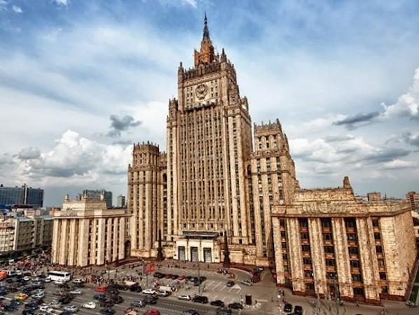 Trụ sở Bộ Ngoại giao Nga tại Moscow