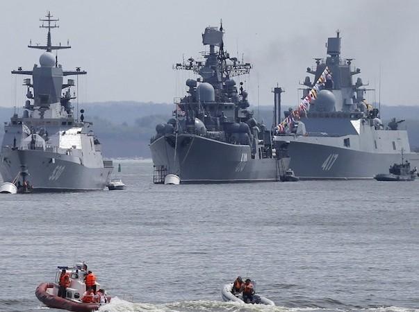 Hải quân Nga đang dần lớn mạnh và khiến Mỹ hết sức lo ngại