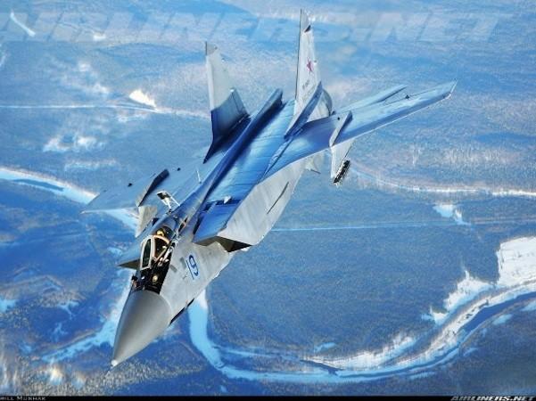 Nga phát triển máy bay đánh chặn mới thay thế cho MiG-31 ảnh 1