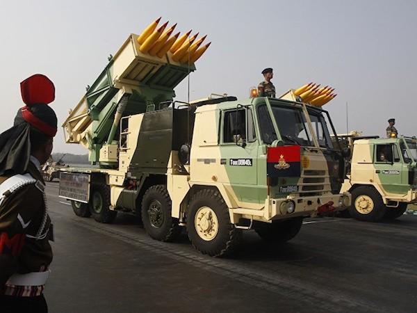 Hệ thống tên lửa bắn loạt Pinaka II