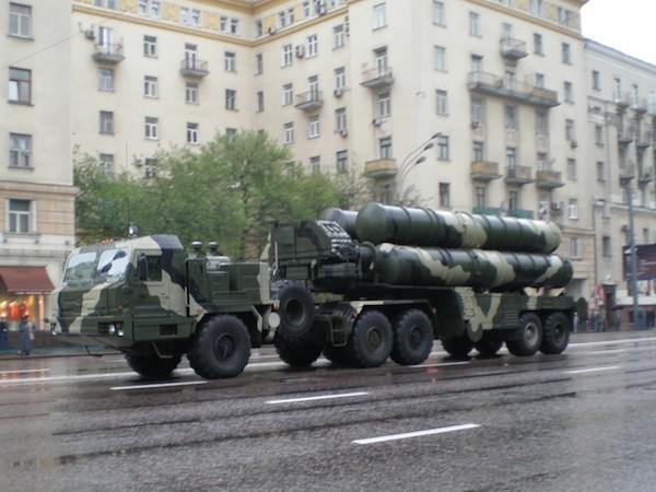 Nga triển khai 2 trung đoàn S-400 đến bảo vệ Moscow ảnh 1