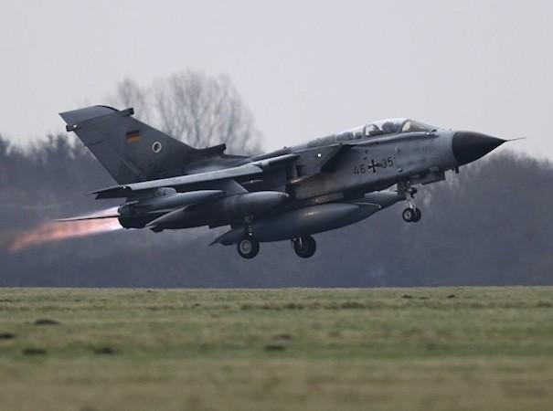Máy bay Tornado của Đức
