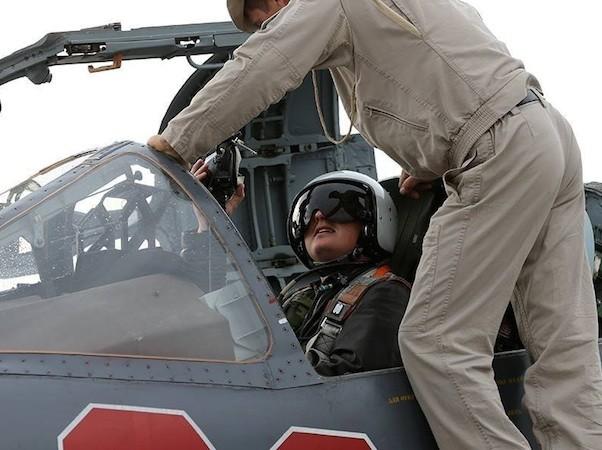 Nga đã thực hiện hơn 6.000 đợt không kích ở Syria trong 4 tháng qua