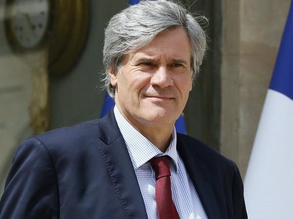 Bộ trưởng Nông nghiệp Pháp Stephane Le Foll