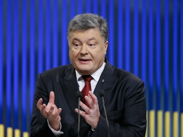 Tổng thống Ukraine: Nguy cơ chiến tranh với Nga đang tăng dần ảnh 1