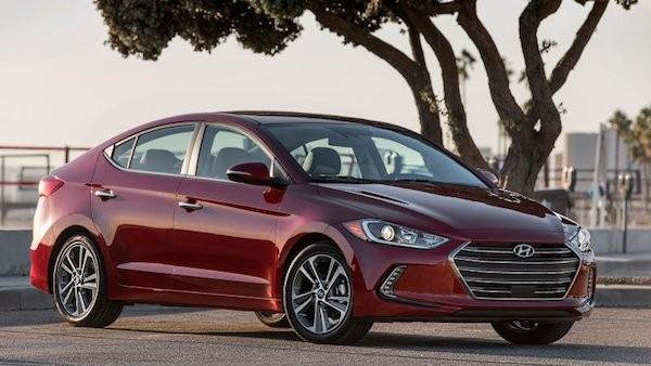 Hyundai Elantra Sport sẽ có công suất lớn hơn 35% phiên bản thường ảnh 1