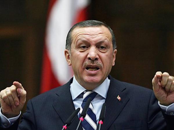 Tổng thống Thổ Nhĩ Kỳ Recep Tayyip Erdogan
