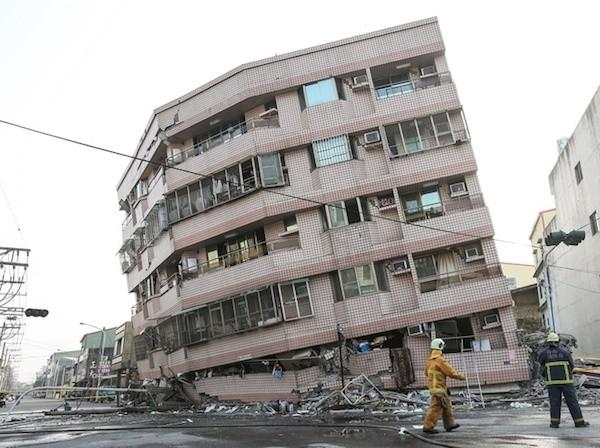 Động đất 6,4 độ richter tại Đài Loan, 5 người thiệt mạng ảnh 3