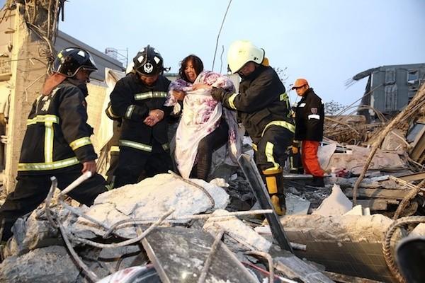 Động đất 6,4 độ richter tại Đài Loan, 5 người thiệt mạng