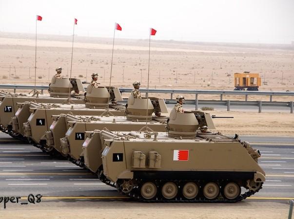 Bahrain tiếp bước Ả-rập Saudi, khẳng định sẵn sàng triển khai quân bộ binh đến Syria