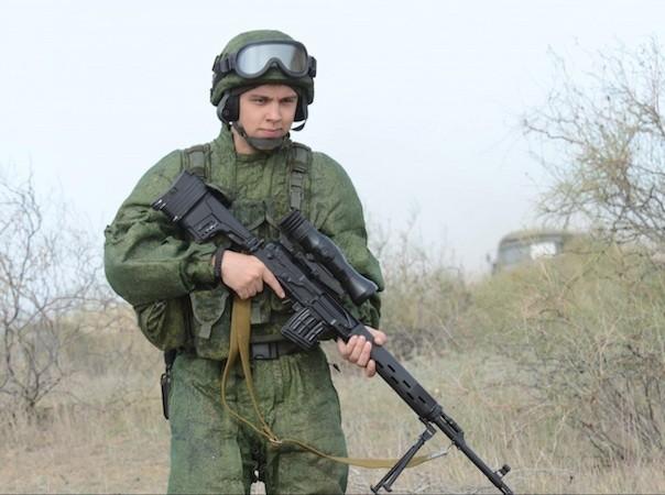 """Nga gọi Ratnik là quân phục cho những """"chiến binh tương lai"""""""