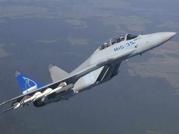 Không quân Nga nhận tiêm kích đa nhiệm MiG-35 vào năm 2017 ảnh 1
