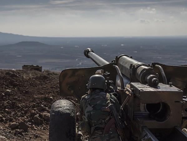 Quân đội Syria liên tiếp thắng lợi trước Al-Nursa Front