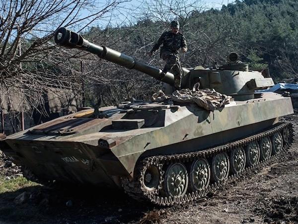 Quân đội Syria tiếp tục lấn át khủng bố ở Latakia