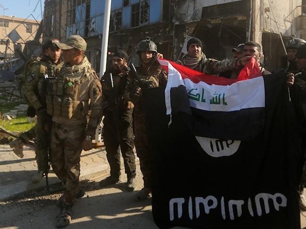 Quân đội Iraq đang tiêu diệt khủng bố xung quanh Ramadi