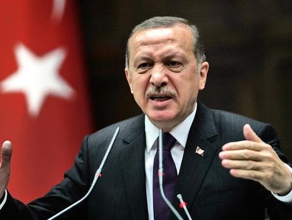 Tổng thống Thổ Nhĩ Kì từng doạ để EU tràn ngập trong người tị nạn? ảnh 1