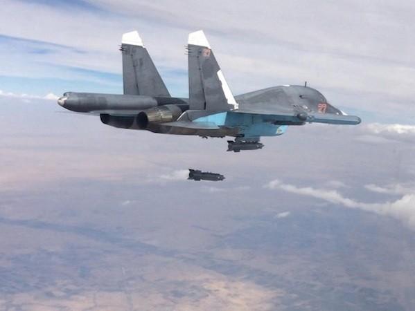 Nga đang ném bom không ngừng nghỉ tại Aleppo
