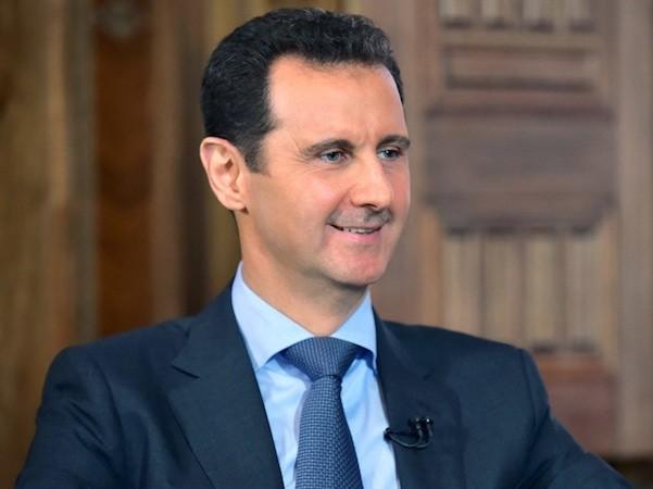 Tổng thống Assad khẳng định không thể ngừng bắn trong một tuần ảnh 1