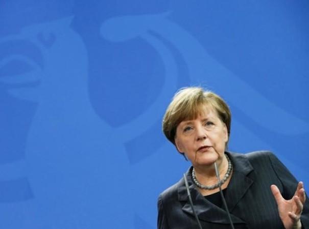 Thủ tướng Đức Angela Merkel ủng hộ thành lập một vùng cấm bay ở Syria