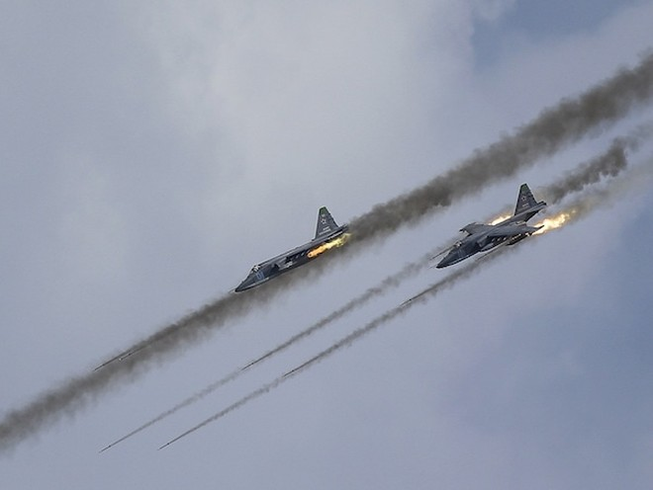 Nga vẫn không kích không ngừng nghỉ trong một tuần qua