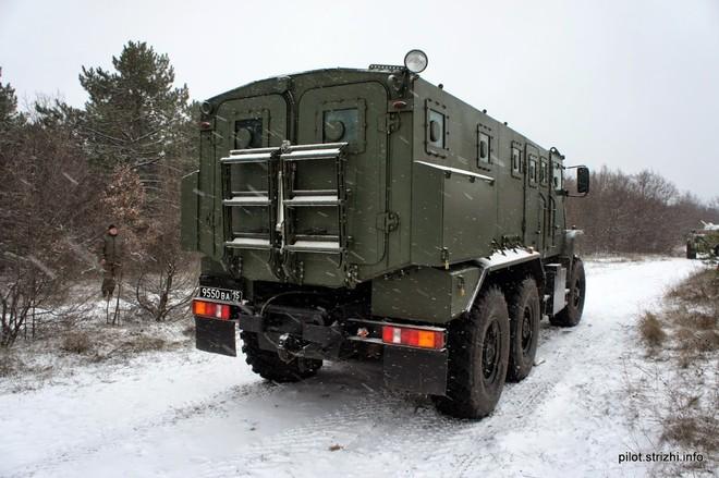 Quân đội Nga chuẩn bị nhận xe bọc thép Ural-VV mới ảnh 2