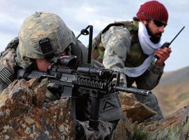 Vài chục lính đặc nhiệm Mỹ đã được triển khai đến Syria từ tháng 10-2015