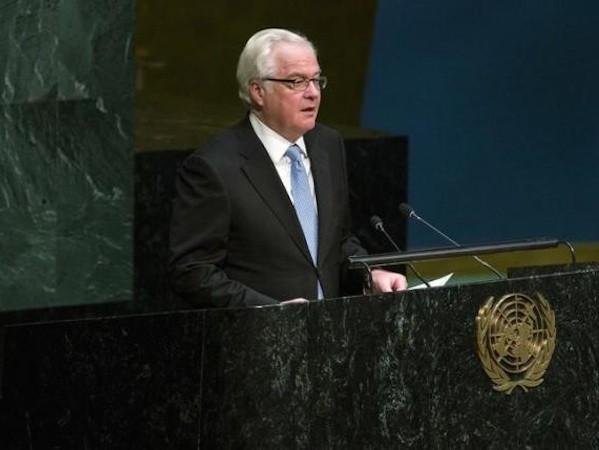 Đại sứ Nga tại Liên Hợp Quốc, ông Vitaly Churkin