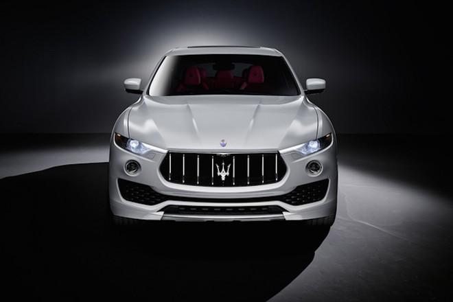 SUV hạng sang Maserati Levante chính thức lộ diện ảnh 2