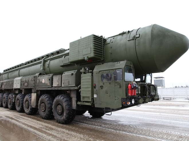 Nga chuẩn bị thử nghiệm tên lửa đạn đạo liên lục địa RS-26 Rubezh ảnh 1