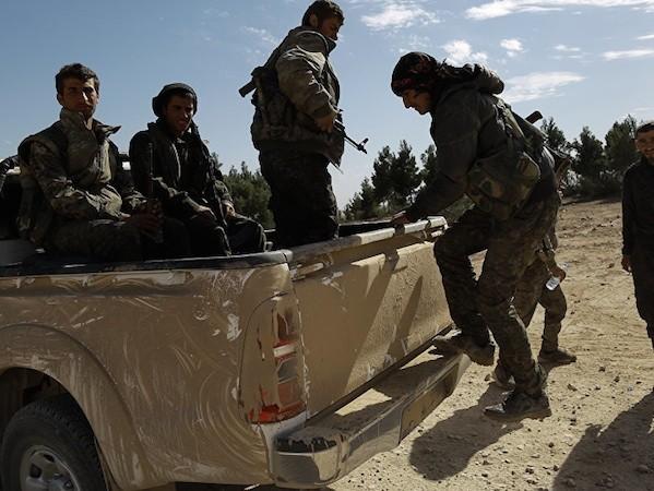 Quân đội Syria đang tiếng gần hơn tới biên giới Thổ Nhĩ Kỳ